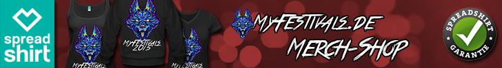 MyFestivals Shop by Spreadshirt
